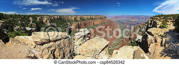 Grand Canyon in Arizona - csp84526342