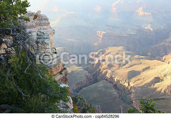 Grand Canyon in Arizona - csp84528296