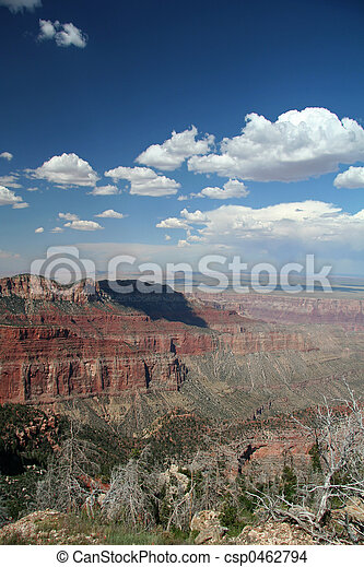 Grand Canyon Overlook - csp0462794