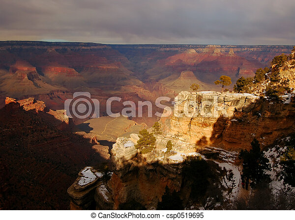 Grand Canyon - csp0519695