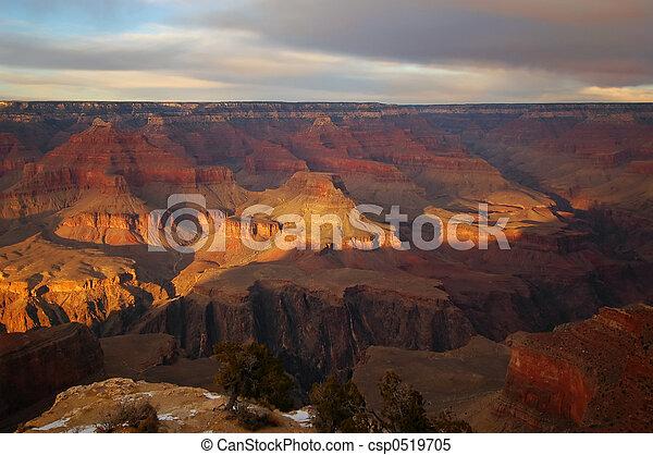 Grand Canyon - csp0519705