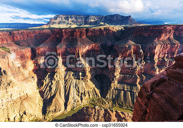 Grand Canyon - csp31655924