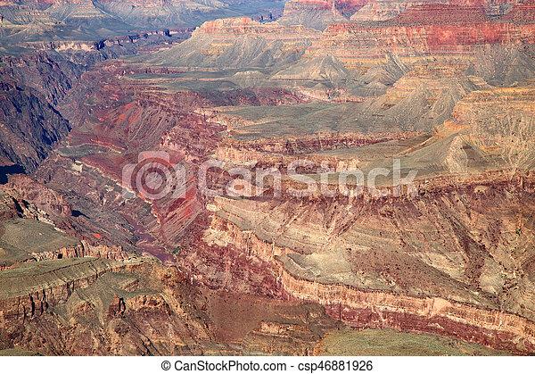 Grand Canyon - csp46881926