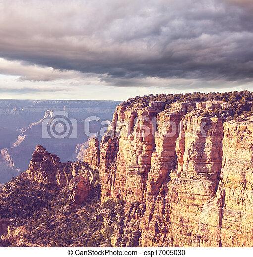 Grand Canyon - csp17005030