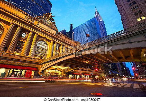 Grand Central Terminal - csp10800471