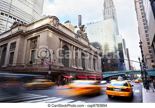 Grand Central Terminal - csp9783894