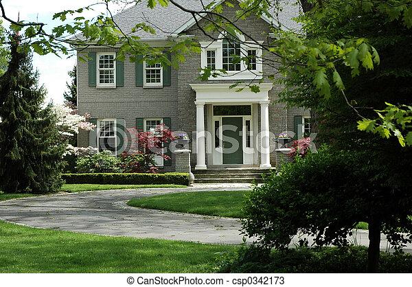 Grand House - csp0342173