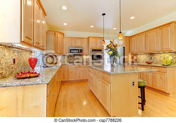 grand luxe nouveau granit rable cuisine