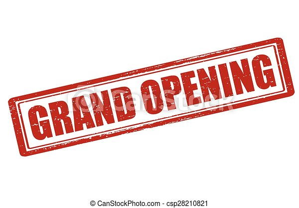Grand opening - csp28210821