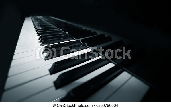 Grand piano - csp0790664