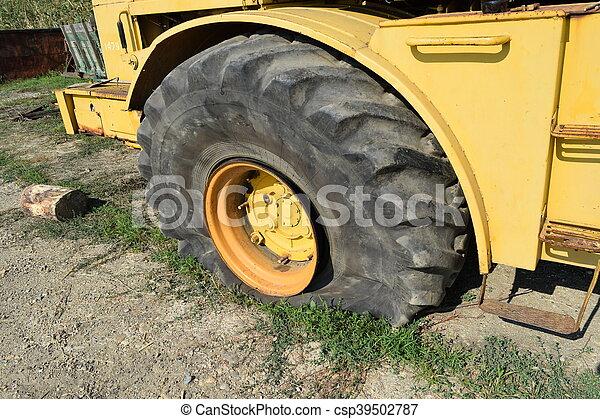 pneu tracteur suisse