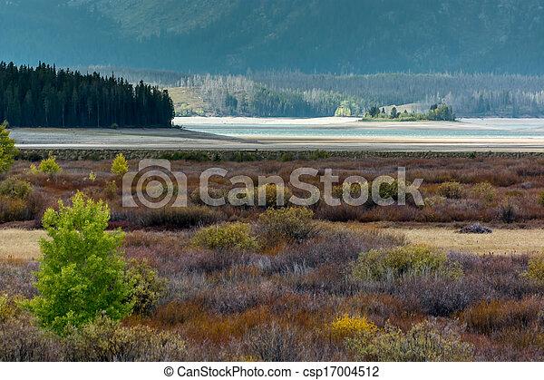 Grand Teton National Park - csp17004512