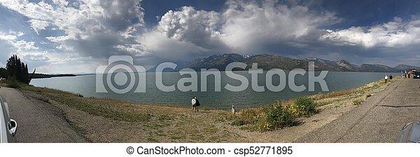 Grand Teton National Park - csp52771895
