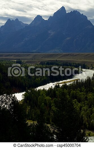 Grand Teton National Park - csp45000704