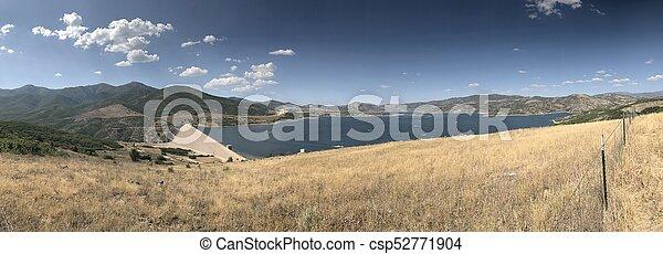 Grand Teton National Park - csp52771904
