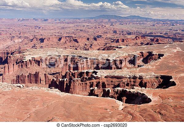 Grand View Point Overlook - csp2693020