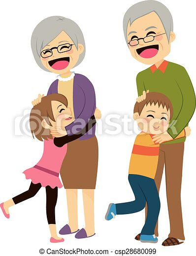 grandparents clipart and stock illustrations 6 371 grandparents rh canstockphoto com visit grandparents clipart visit grandparents clipart
