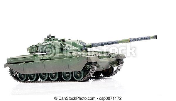 Gran tanque Gran Bretaña - csp8871172
