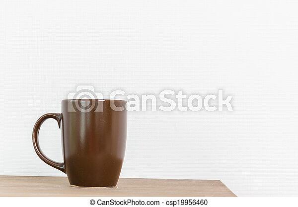 grande tasse café - csp19956460