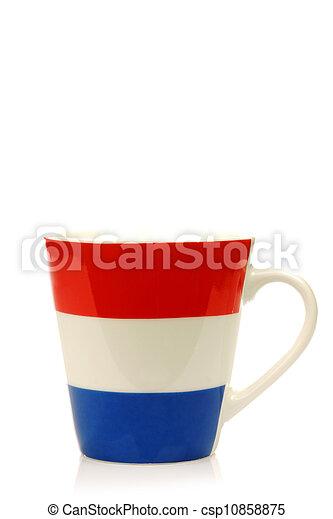 grande tasse café - csp10858875