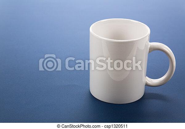 grande tasse café - csp1320511
