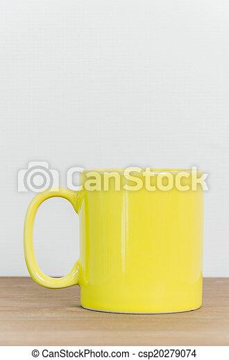 grande tasse café - csp20279074