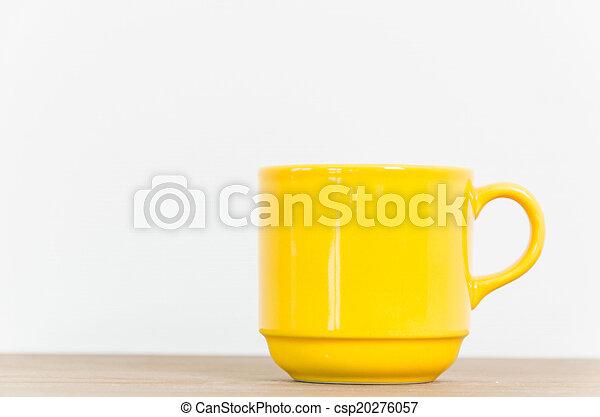 grande tasse café - csp20276057
