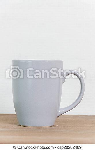 grande tasse café - csp20282489