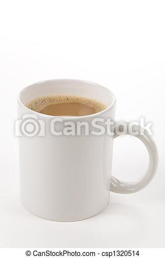 grande tasse café - csp1320514
