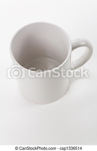 grande tasse café - csp1336514