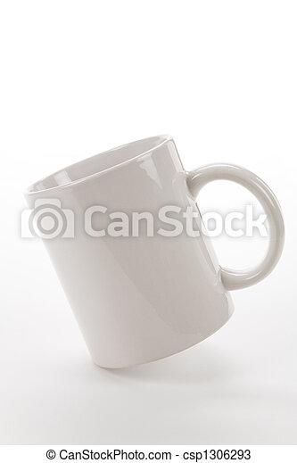 grande tasse café - csp1306293