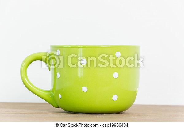 grande tasse café - csp19956434