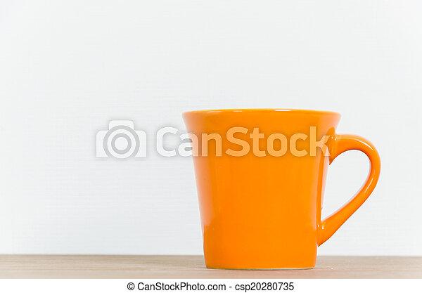 grande tasse café - csp20280735