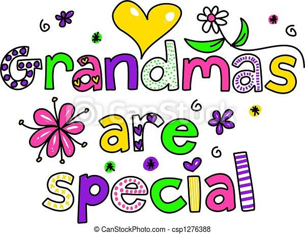 grandmères, spécial - csp1276388