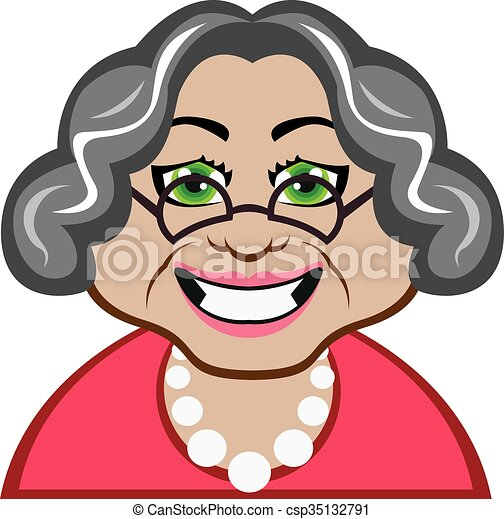 grandma eps vectors search clip art illustration drawings and rh canstockphoto com grandma clip art black and white grandma clipart png