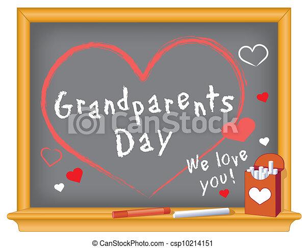 Grandparents Day - csp10214151