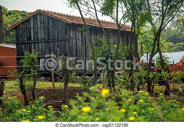 Barn - csp51122190