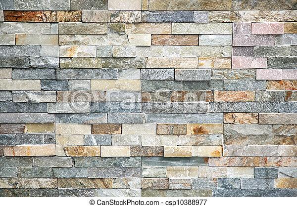 granit, pierre, tuiles - csp10388977
