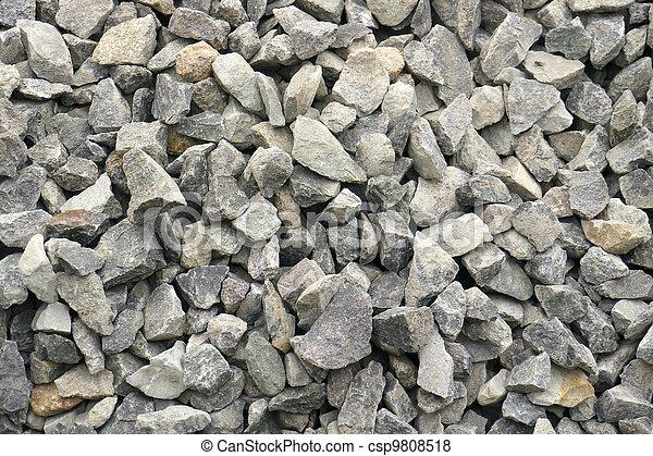 Granite Stones - csp9808518