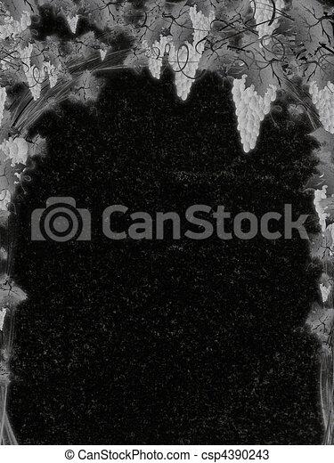 Granito condecorado - csp4390243