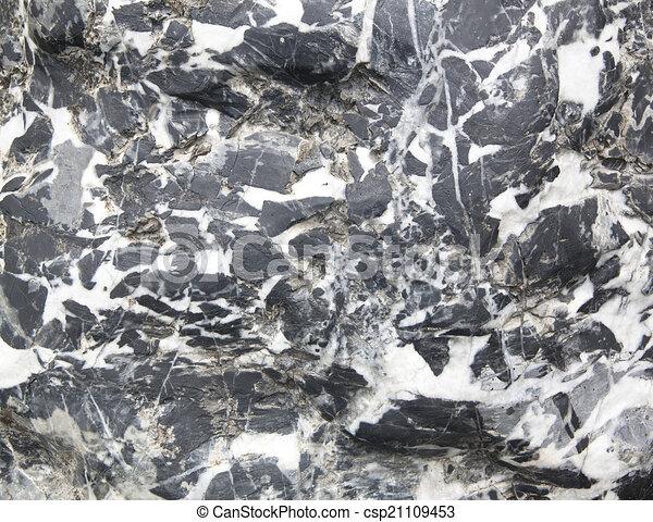 Mármol de granito - csp21109453