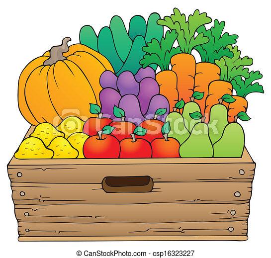 Productos agrícolas Tema 1 - csp16323227