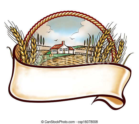 granja, embleme - csp16078008
