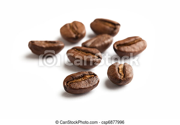 Frijoles de café - csp6877996