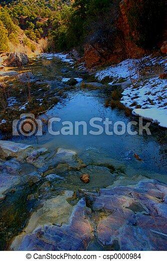 Grape Creek Ravine - csp0000984