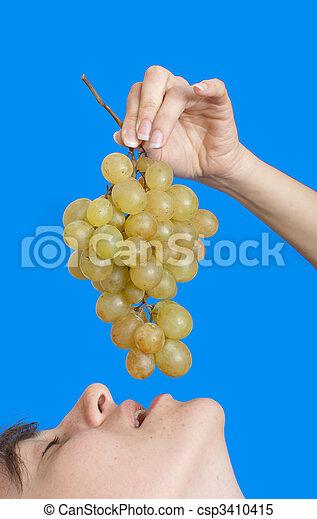 grape - csp3410415