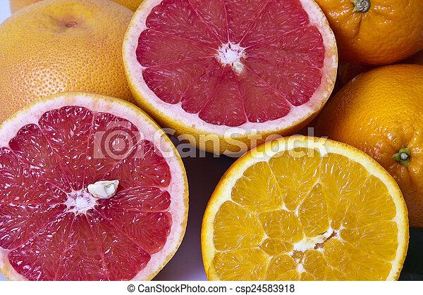grapefruit - csp24583918