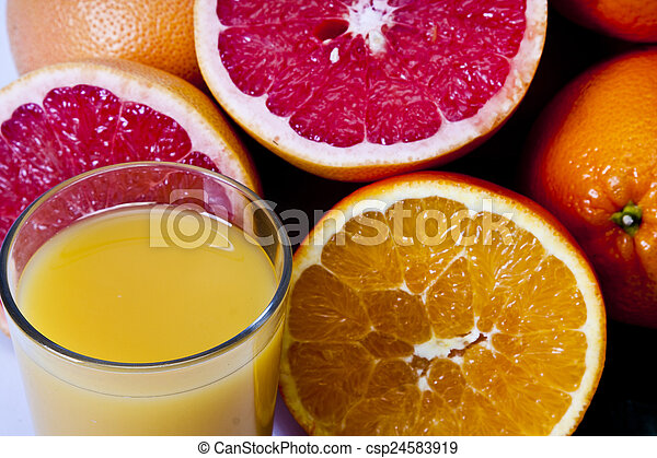 grapefruit - csp24583919