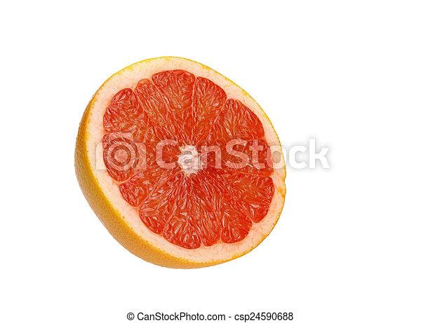 Grapefruit - csp24590688