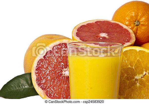 grapefruit - csp24583920
